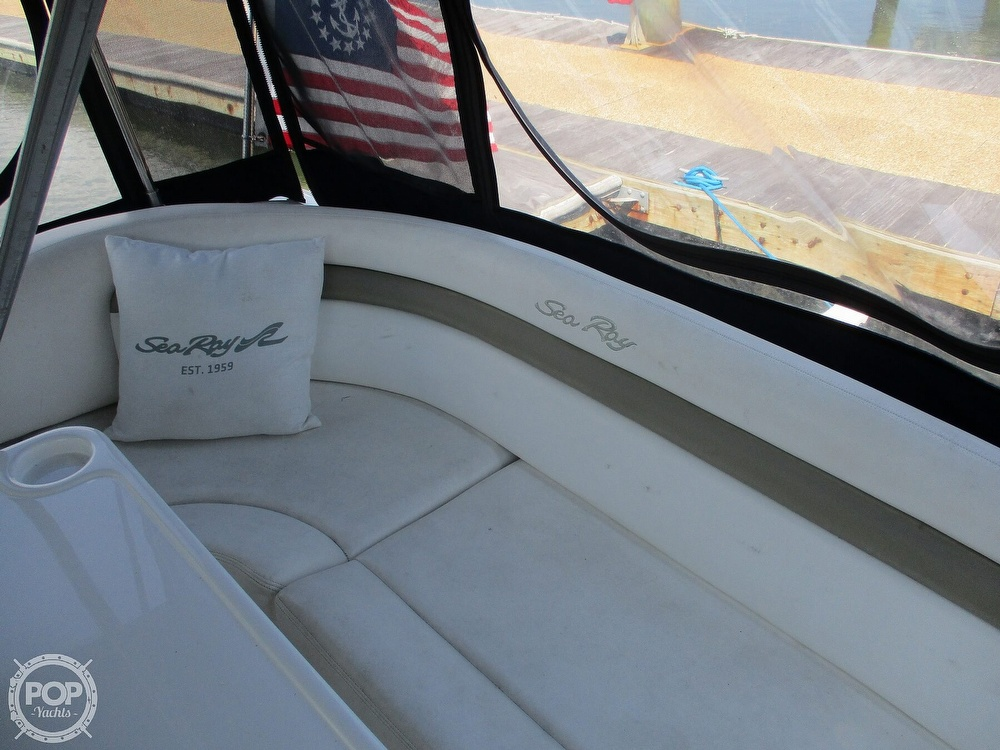 2006 Sea Ray boat for sale, model of the boat is 340 Sundancer & Image # 23 of 40