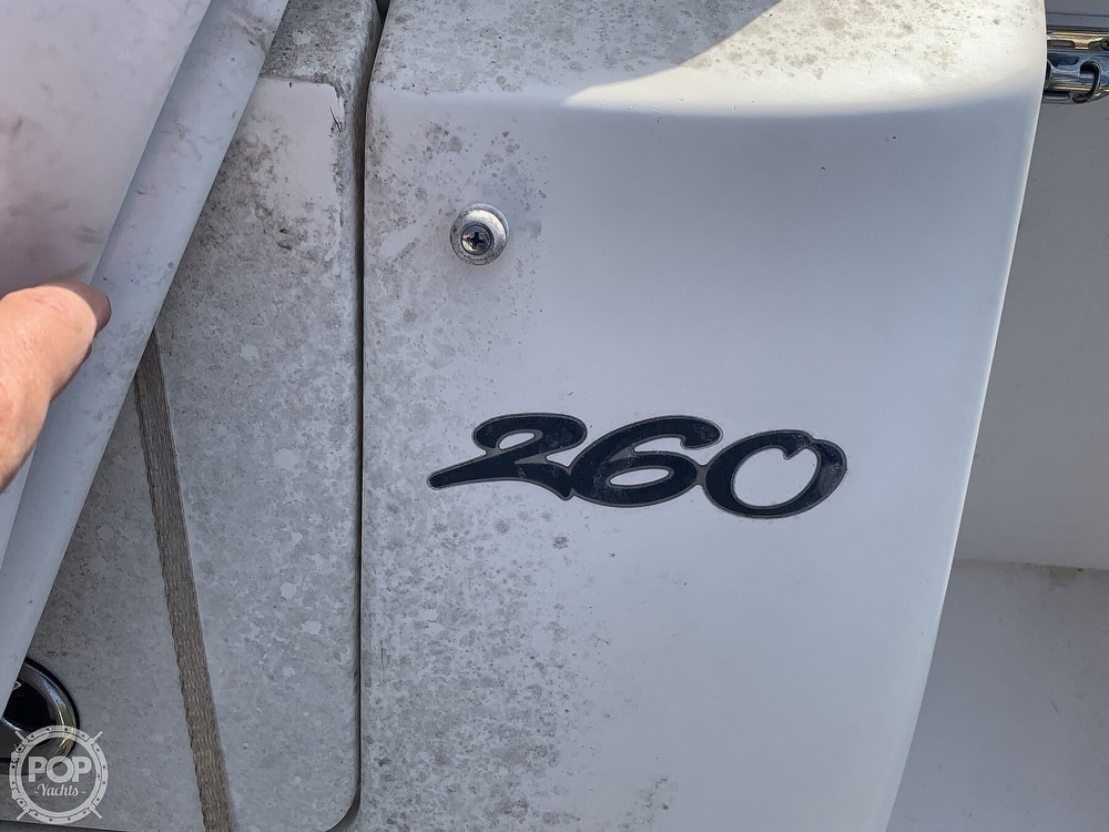 2003 Sea Ray boat for sale, model of the boat is 260 Sundancer & Image # 20 of 40