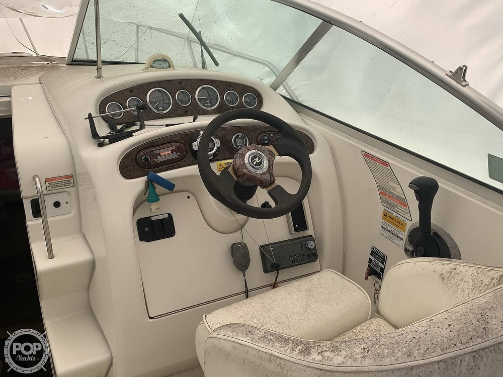 2003 Sea Ray boat for sale, model of the boat is 260 Sundancer & Image # 3 of 40