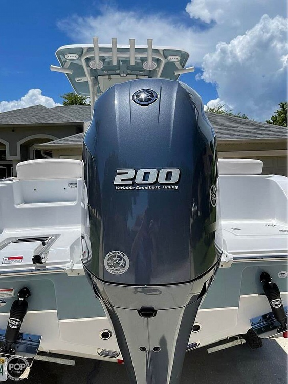 2021 Sea Hunt boat for sale, model of the boat is 229 Ultra & Image # 11 of 40