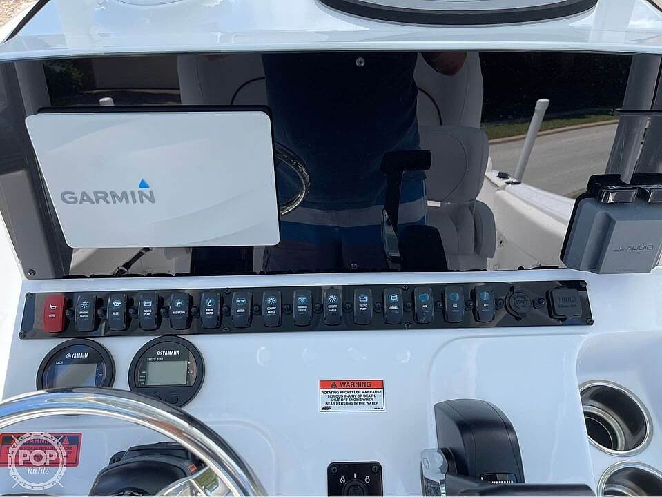 2021 Sea Hunt boat for sale, model of the boat is 229 Ultra & Image # 12 of 40