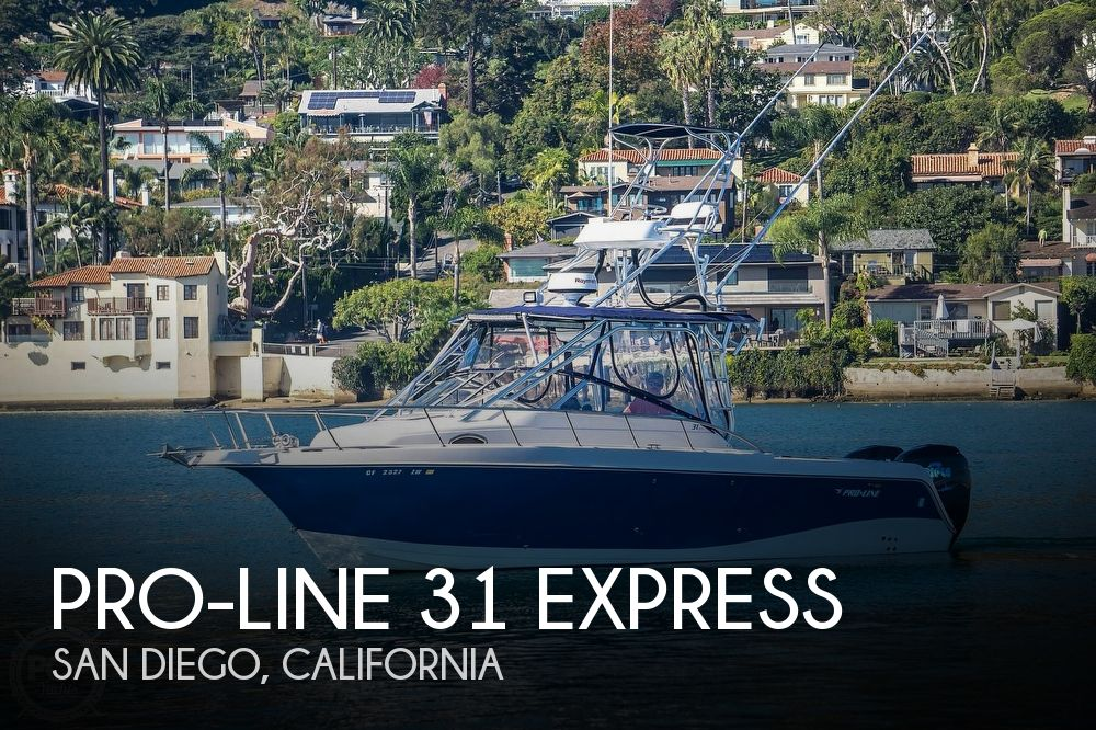 2005 PRO LINE 31 EXPRESS for sale