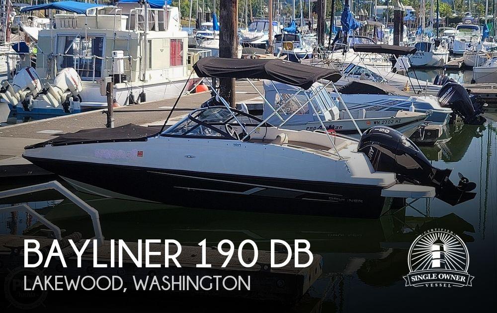 2016 BAYLINER 190 DB for sale