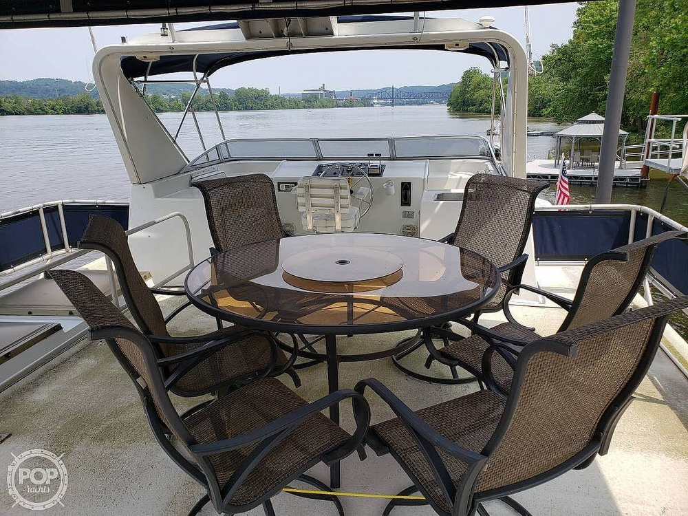2001 Monticello boat for sale, model of the boat is 60 River Yacht & Image # 16 of 22