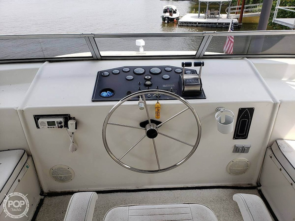 2001 Monticello boat for sale, model of the boat is 60 River Yacht & Image # 17 of 22