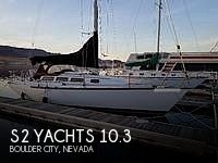 1984 S2 Yachts boat for sale, model of the boat is 10.3 & Image # 1 of 22