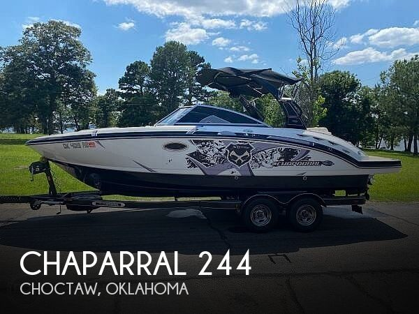 Used Power boats For Sale in Oklahoma City, Oklahoma by owner   2013 Chaparral 24