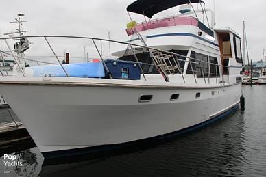 1988 Nova Marine 40 Sundeck - #1