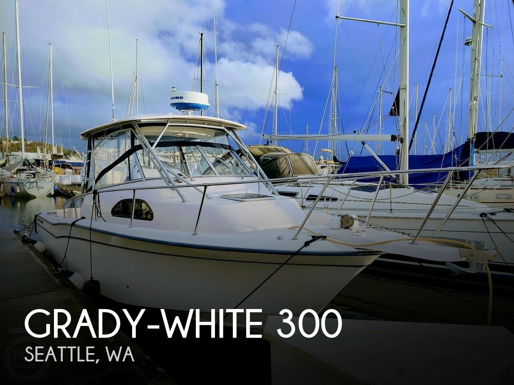 Used Grady-White Boats For Sale in Washington by owner | 2002 Grady-White Marlin 300