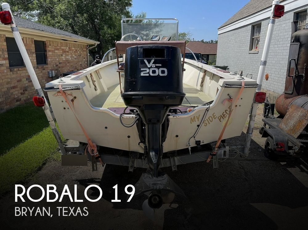 1977 Robalo boat for sale, model of the boat is 19 & Image # 1 of 40