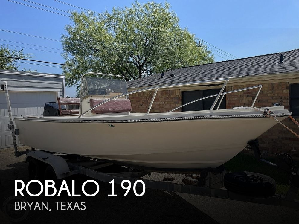 1977 Robalo boat for sale, model of the boat is 190 & Image # 1 of 40