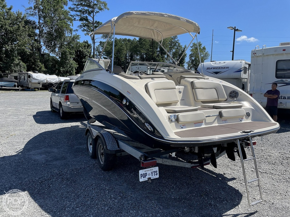 2014 Yamaha boat for sale, model of the boat is 242 Limited & Image # 20 of 40