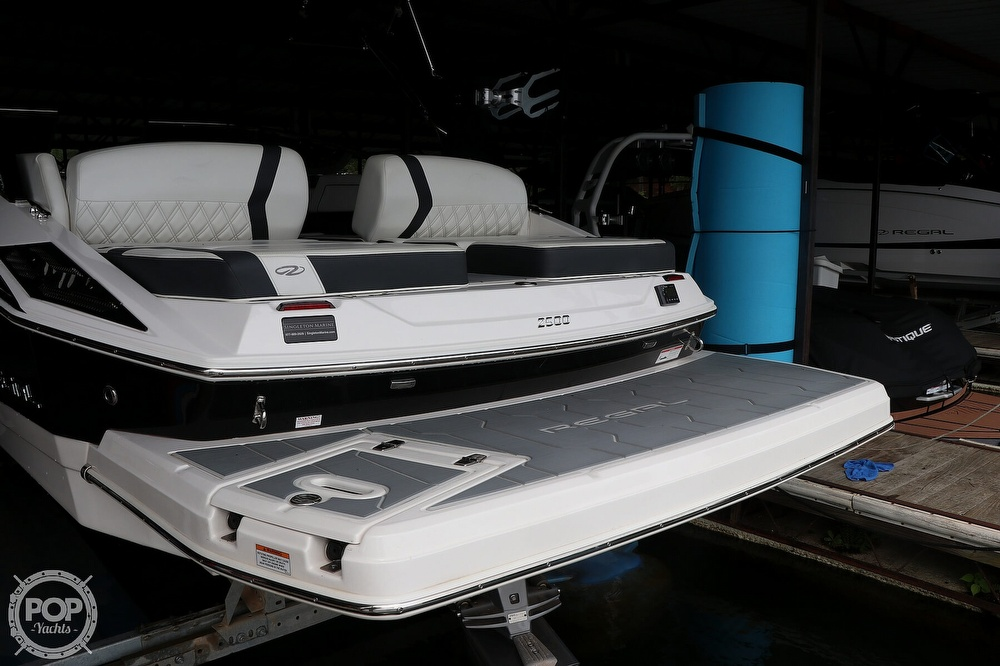 2019 Regal boat for sale, model of the boat is 2500 BR & Image # 22 of 40