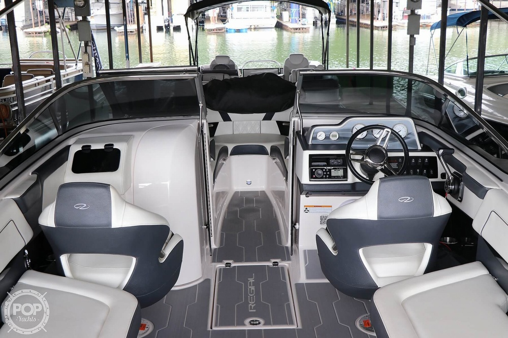 2019 Regal boat for sale, model of the boat is 2500 BR & Image # 33 of 40