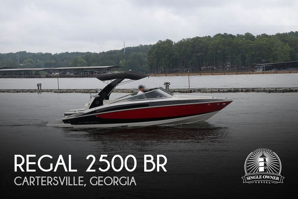 2019 Regal boat for sale, model of the boat is 2500 BR & Image # 1 of 40