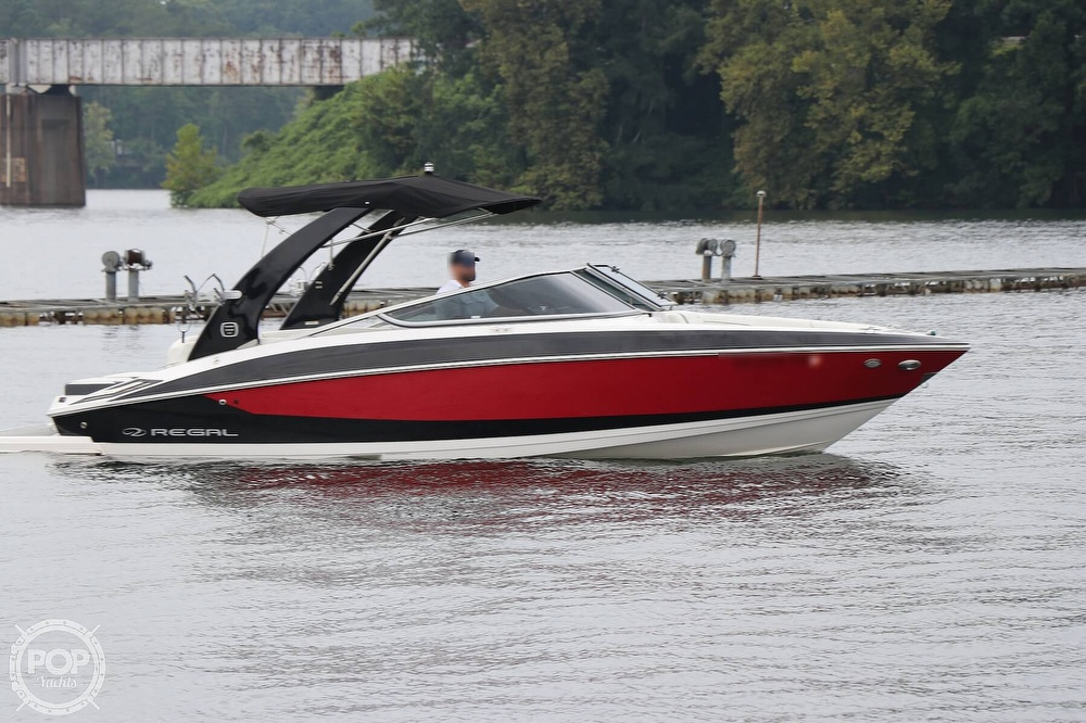 2019 Regal boat for sale, model of the boat is 2500 BR & Image # 3 of 40