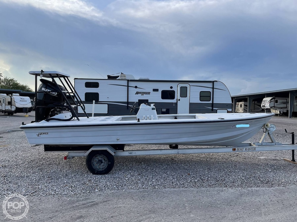 1995 Hewes boat for sale, model of the boat is 19 Redfisher & Image # 11 of 32