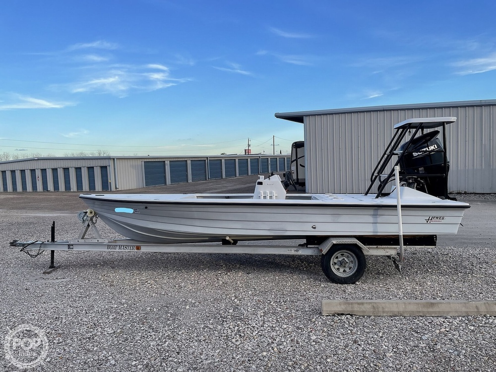 1995 Hewes boat for sale, model of the boat is 19 Redfisher & Image # 15 of 32