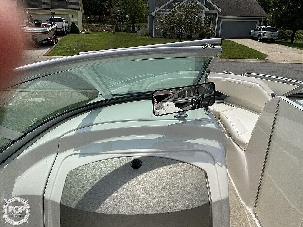 2010 Monterey boat for sale, model of the boat is 234FS & Image # 19 of 40