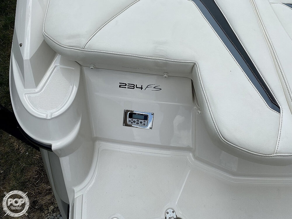 2010 Monterey boat for sale, model of the boat is 234FS & Image # 32 of 40