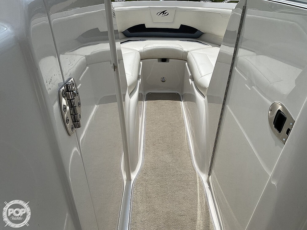 2010 Monterey boat for sale, model of the boat is 234FS & Image # 39 of 40