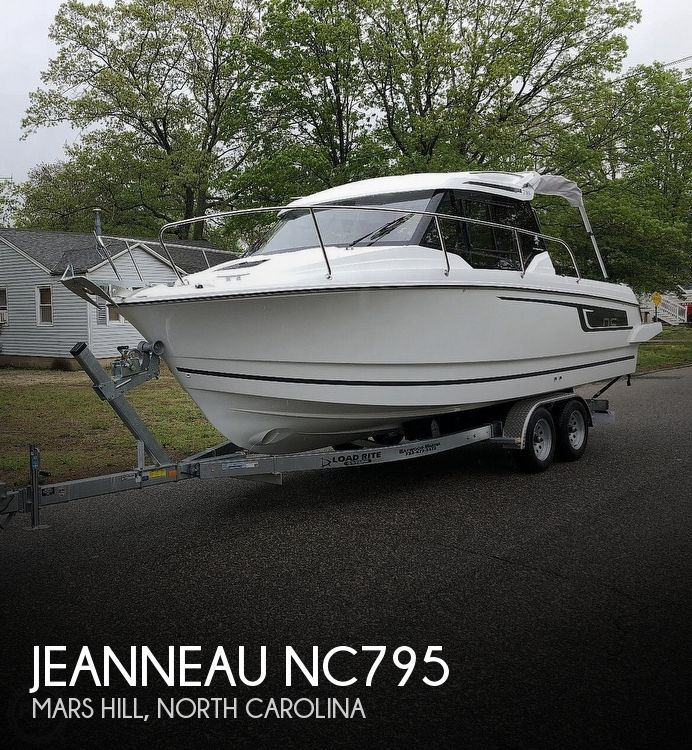 2018 JEANNEAU NC795 for sale