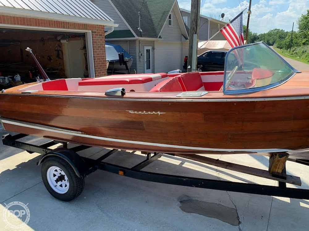 1956 Century boat for sale, model of the boat is Resorter & Image # 6 of 22