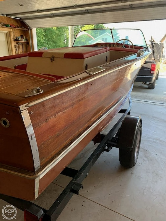 1956 Century boat for sale, model of the boat is Resorter & Image # 9 of 22