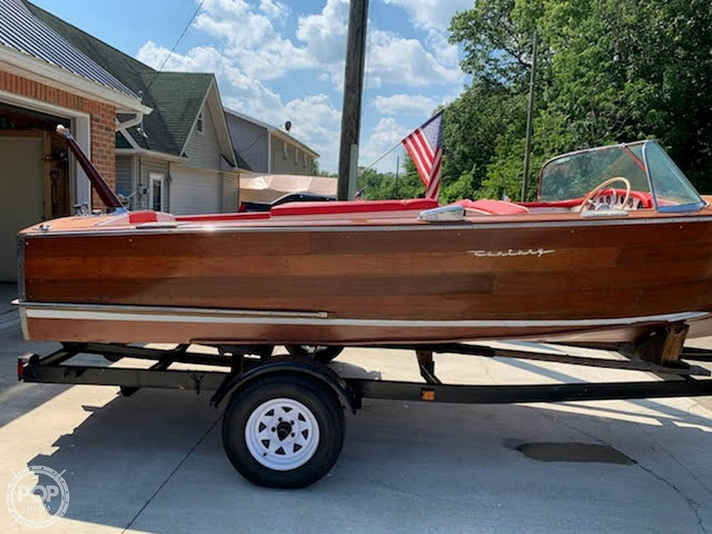1956 Century boat for sale, model of the boat is Resorter & Image # 10 of 22
