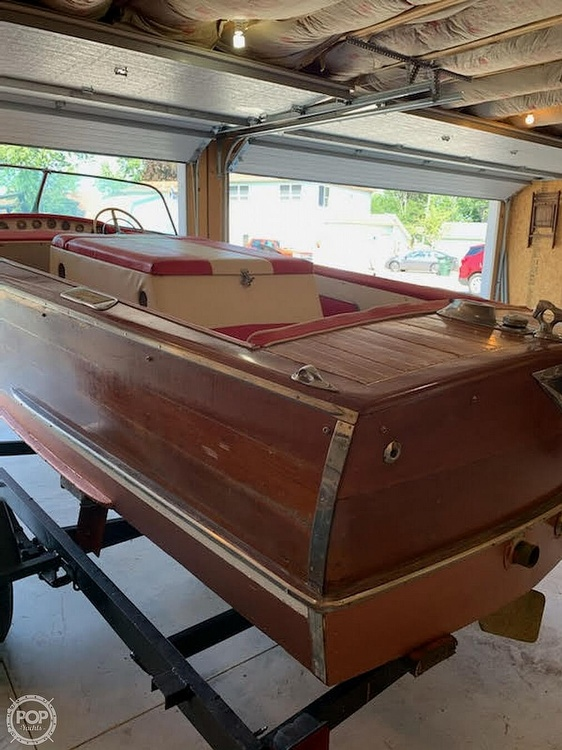 1956 Century boat for sale, model of the boat is Resorter & Image # 12 of 22