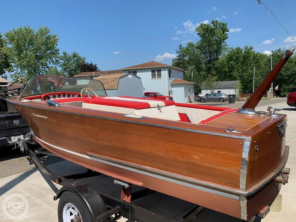 1956 Century boat for sale, model of the boat is Resorter & Image # 13 of 22