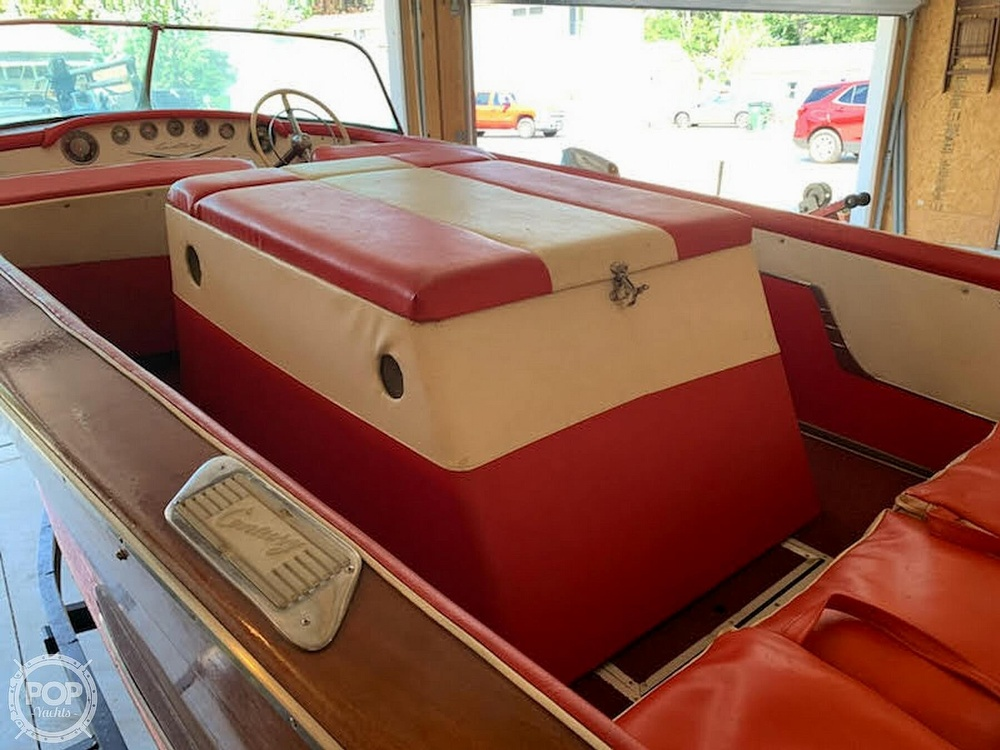 1956 Century boat for sale, model of the boat is Resorter & Image # 15 of 22
