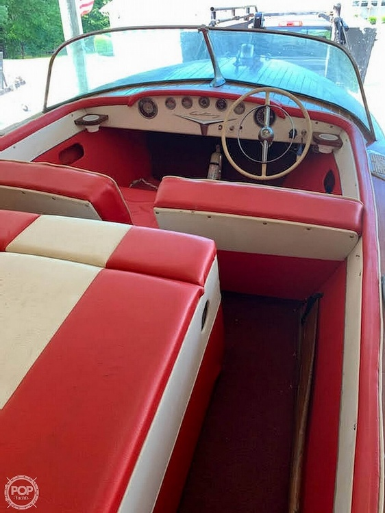 1956 Century boat for sale, model of the boat is Resorter & Image # 3 of 22