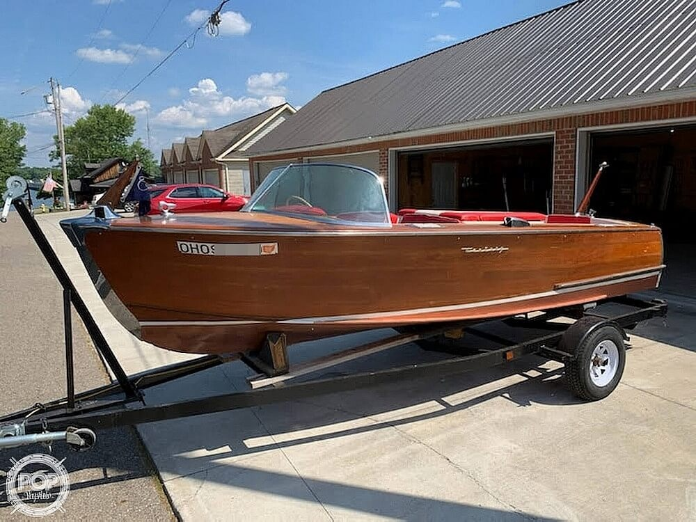 1956 Century boat for sale, model of the boat is Resorter & Image # 18 of 22