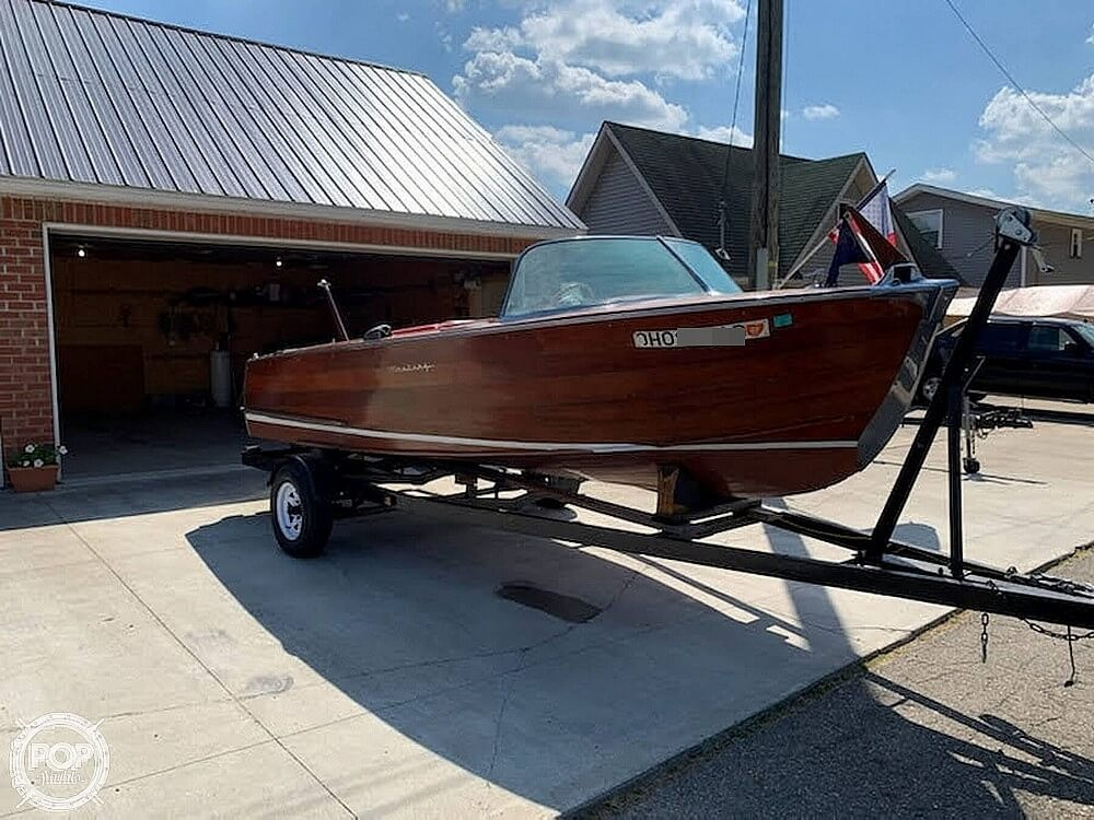 1956 Century boat for sale, model of the boat is Resorter & Image # 19 of 22