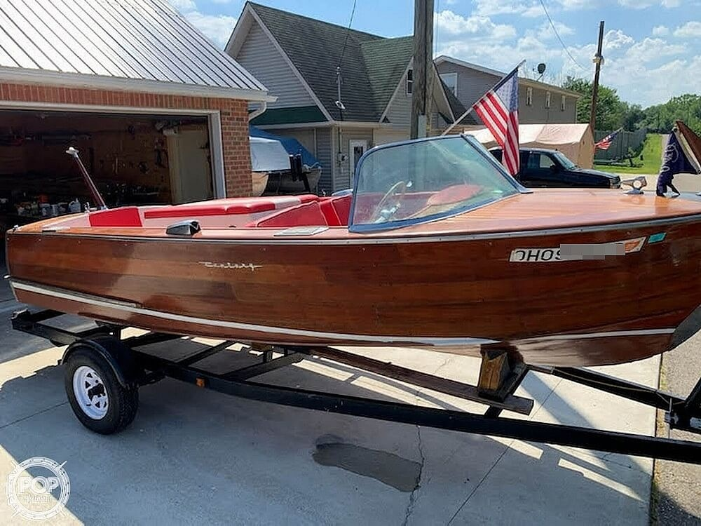 1956 Century boat for sale, model of the boat is Resorter & Image # 5 of 22