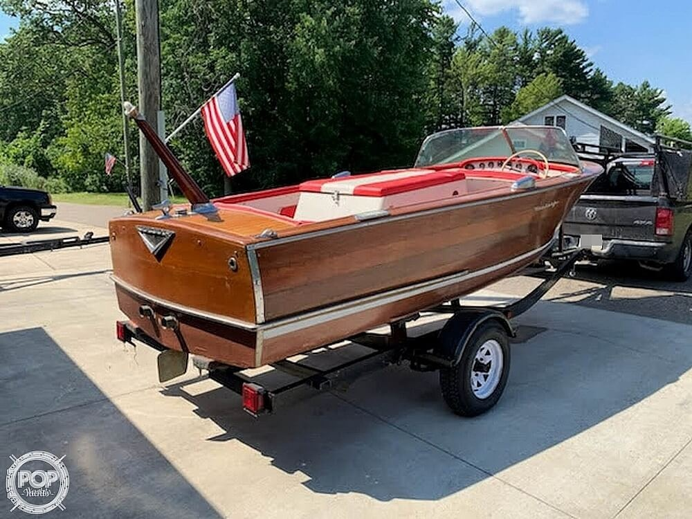 1956 Century boat for sale, model of the boat is Resorter & Image # 20 of 22