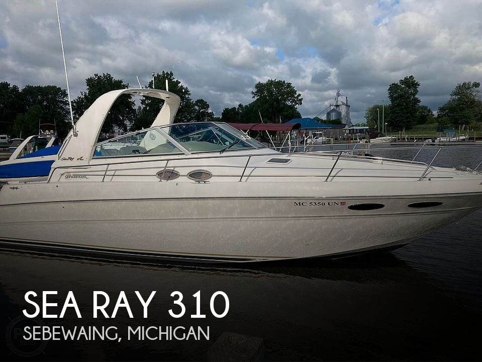 Used Sea Ray 31 Boats For Sale by owner   1999 Sea Ray Sundancer 310DA