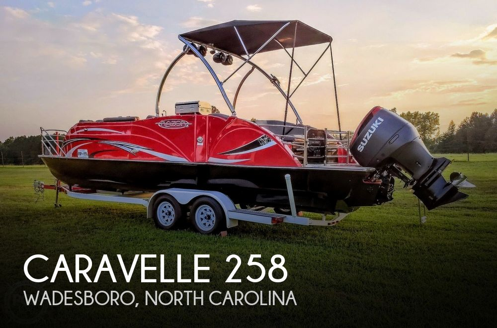 2018 Caravelle boat for sale, model of the boat is 258PF Razor & Image # 1 of 40
