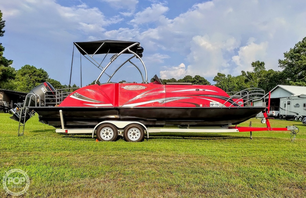 2018 Caravelle boat for sale, model of the boat is 258PF Razor & Image # 3 of 40