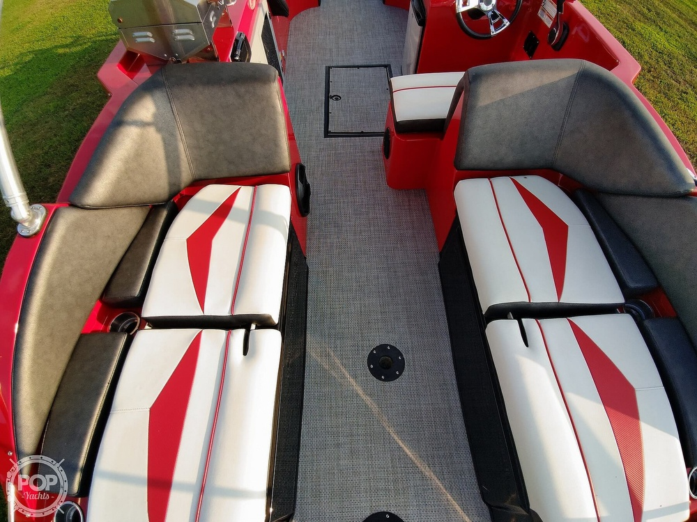 2018 Caravelle boat for sale, model of the boat is 258PF Razor & Image # 19 of 40