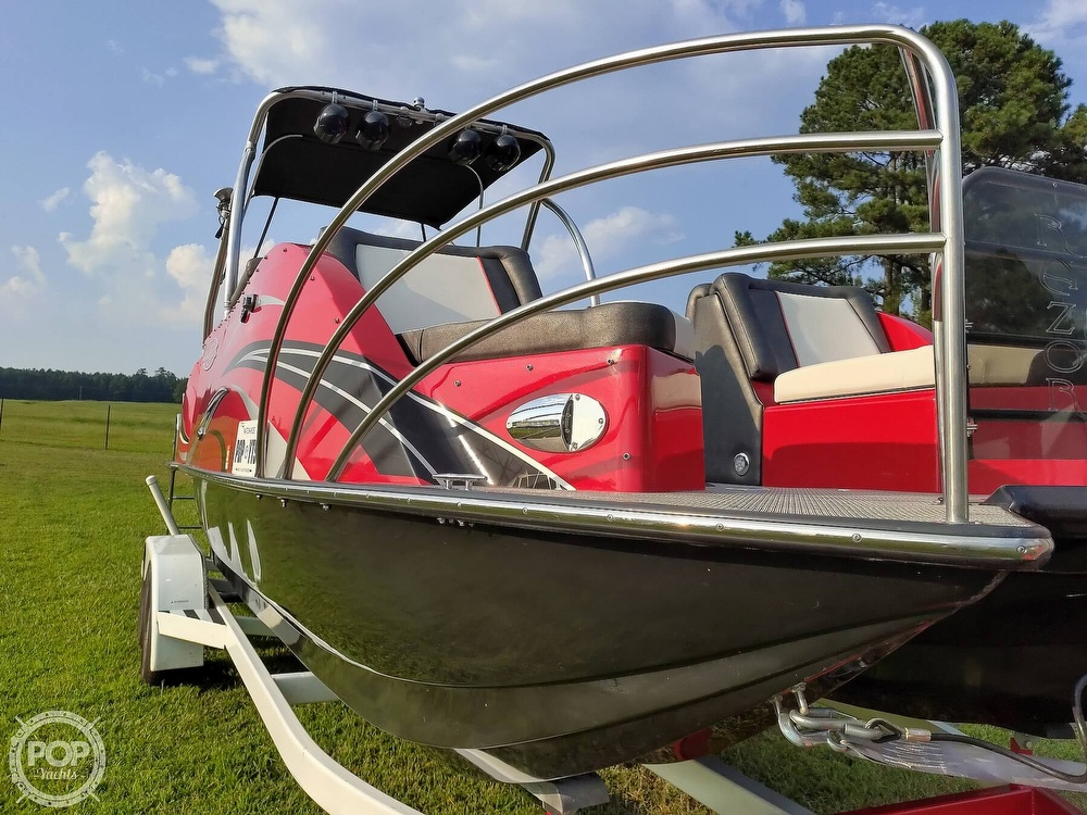 2018 Caravelle boat for sale, model of the boat is 258PF Razor & Image # 24 of 40