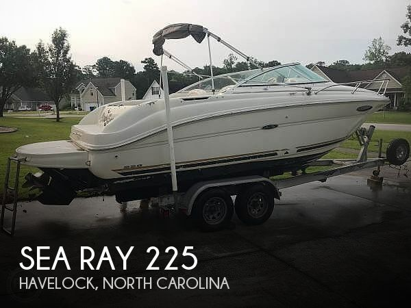 Used Sea Ray Weekender Boats For Sale by owner | 2002 Sea Ray Weekender 225