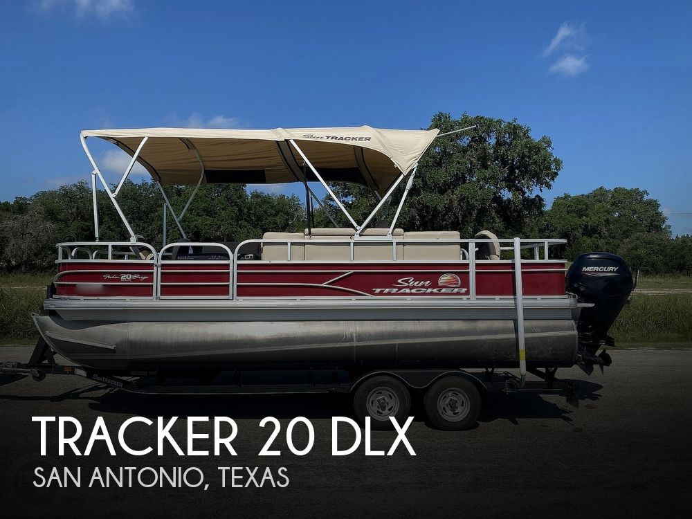 2019 TRACKER BOATS 20 DLX for sale