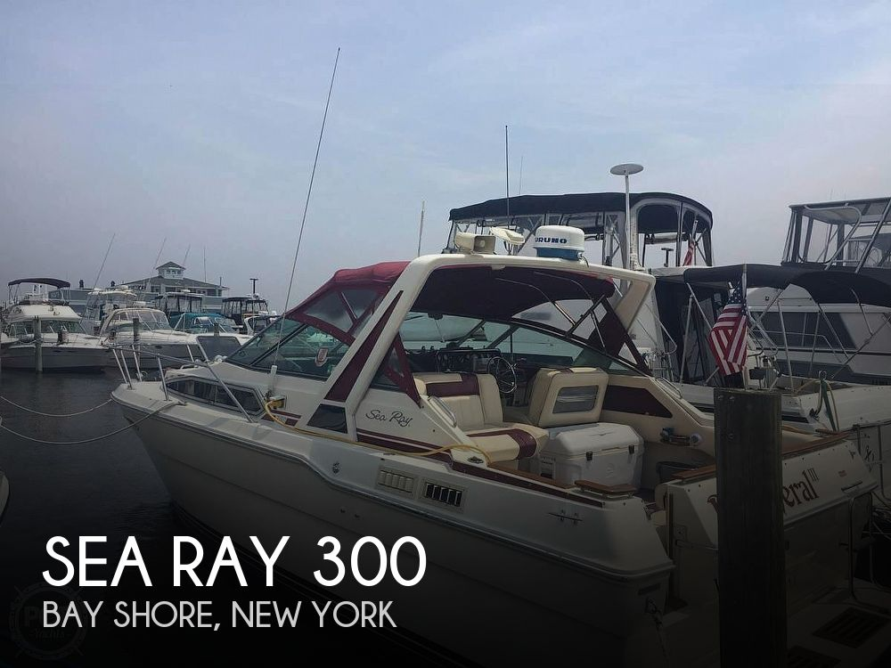 Used Sea Ray Weekender Boats For Sale by owner | 1988 Sea Ray 300 weekender