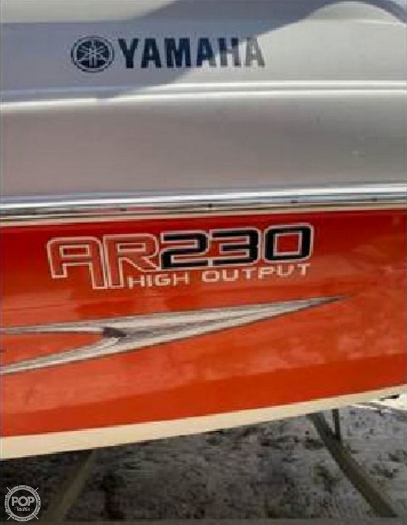 2007 Yamaha boat for sale, model of the boat is AR230 HO & Image # 35 of 38