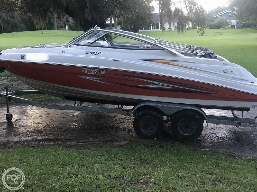 2007 Yamaha boat for sale, model of the boat is AR230 HO & Image # 3 of 38