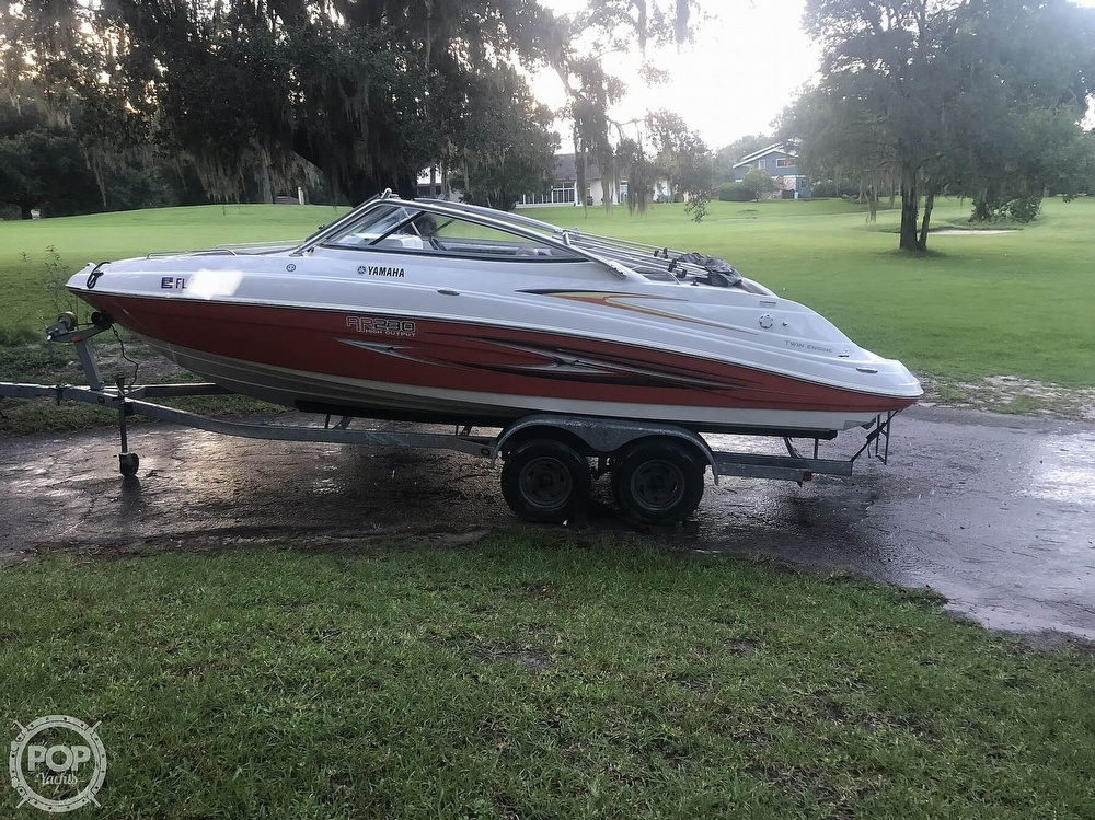 2007 Yamaha boat for sale, model of the boat is AR230 HO & Image # 4 of 38