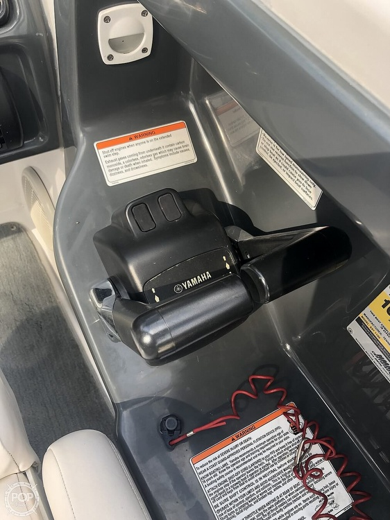 2007 Yamaha boat for sale, model of the boat is AR230 HO & Image # 33 of 38