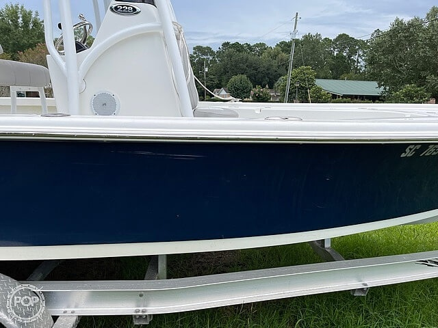 2019 Sea Pro boat for sale, model of the boat is 228 & Image # 17 of 40